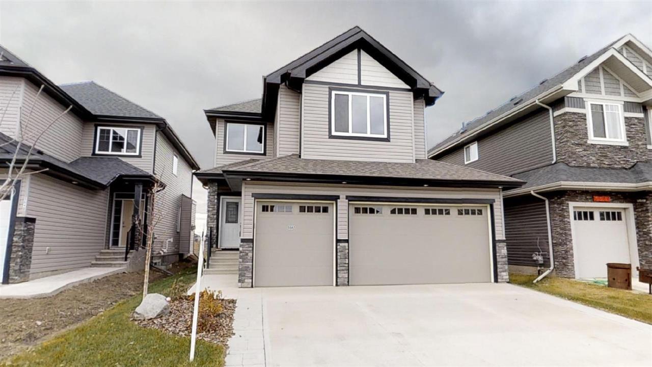 Main Photo: 5542 POIRIER Way: Beaumont House for sale : MLS®# E4150762
