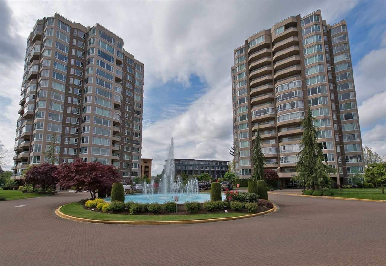 "Main Photo: 1503 3170 GLADWIN Road in Abbotsford: Central Abbotsford Condo for sale in ""Regency Park Towers"" : MLS®# R2358653"