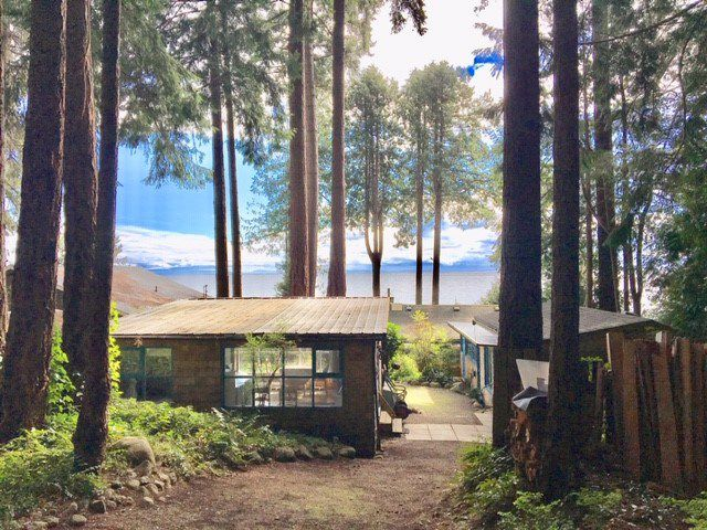Main Photo: Lot A & 1505 GOWER POINT Road in Gibsons: Gibsons & Area House for sale (Sunshine Coast)  : MLS®# R2358889