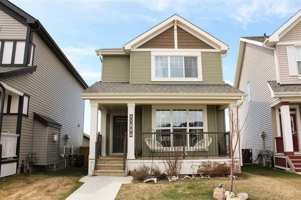 Main Photo: 17650 61A Street in Edmonton: Zone 03 House for sale : MLS®# E4154038
