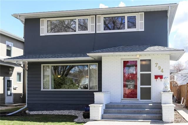 Main Photo: 794 Queenston Street in Winnipeg: River Heights Residential for sale (1D)  : MLS®# 1910238