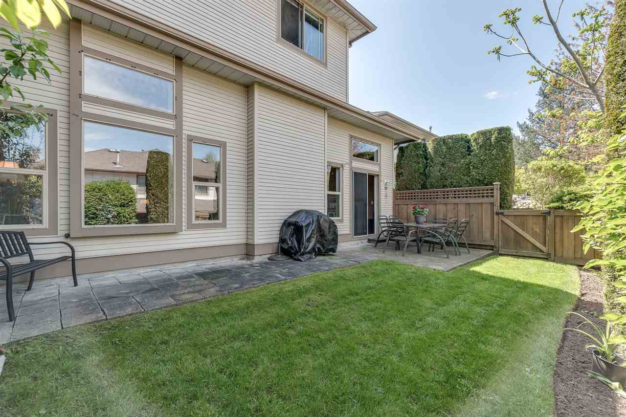 "Photo 20: Photos: 12 22280 124TH Street in Maple Ridge: West Central Townhouse for sale in ""Hillside Terrace"" : MLS®# R2365433"