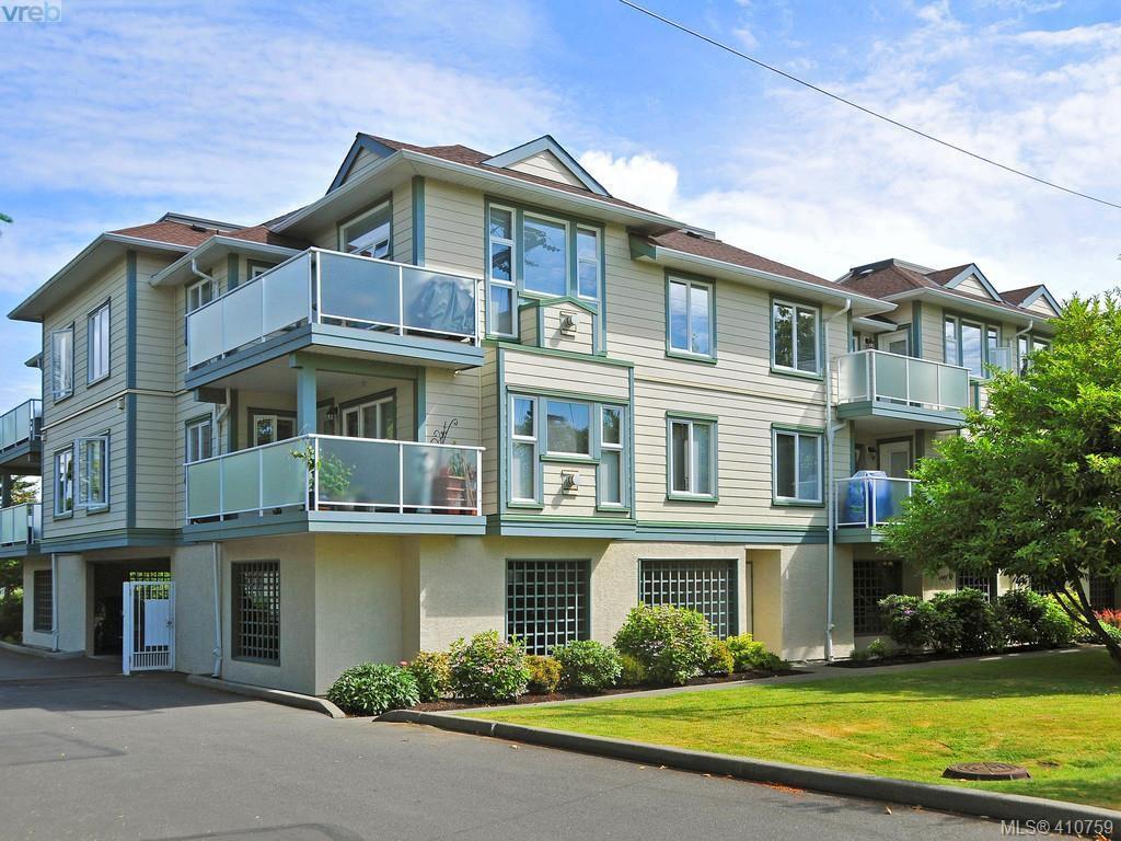 Main Photo: 107 400 Dupplin Road in VICTORIA: SW Rudd Park Condo Apartment for sale (Saanich West)  : MLS®# 410759