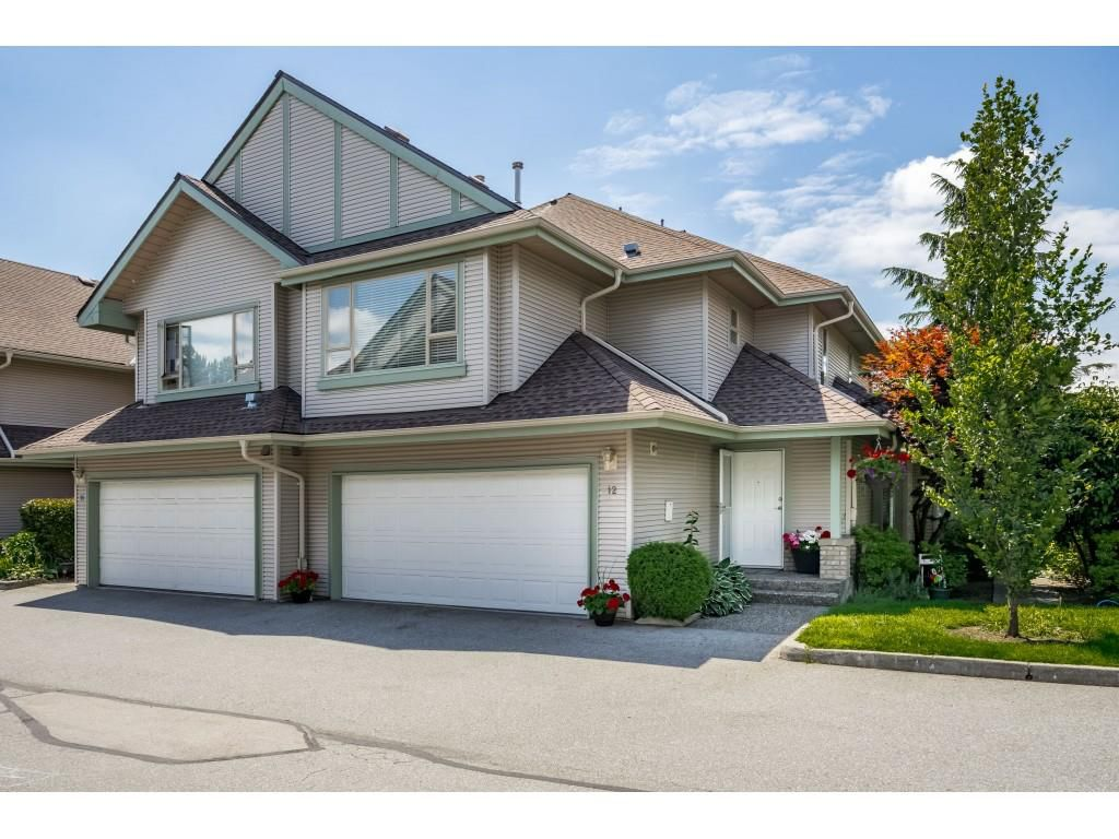 "Main Photo: 12 1255 RIVERSIDE Drive in Port Coquitlam: Riverwood Townhouse for sale in ""RIVERWOOD GREEN"" : MLS®# R2378317"