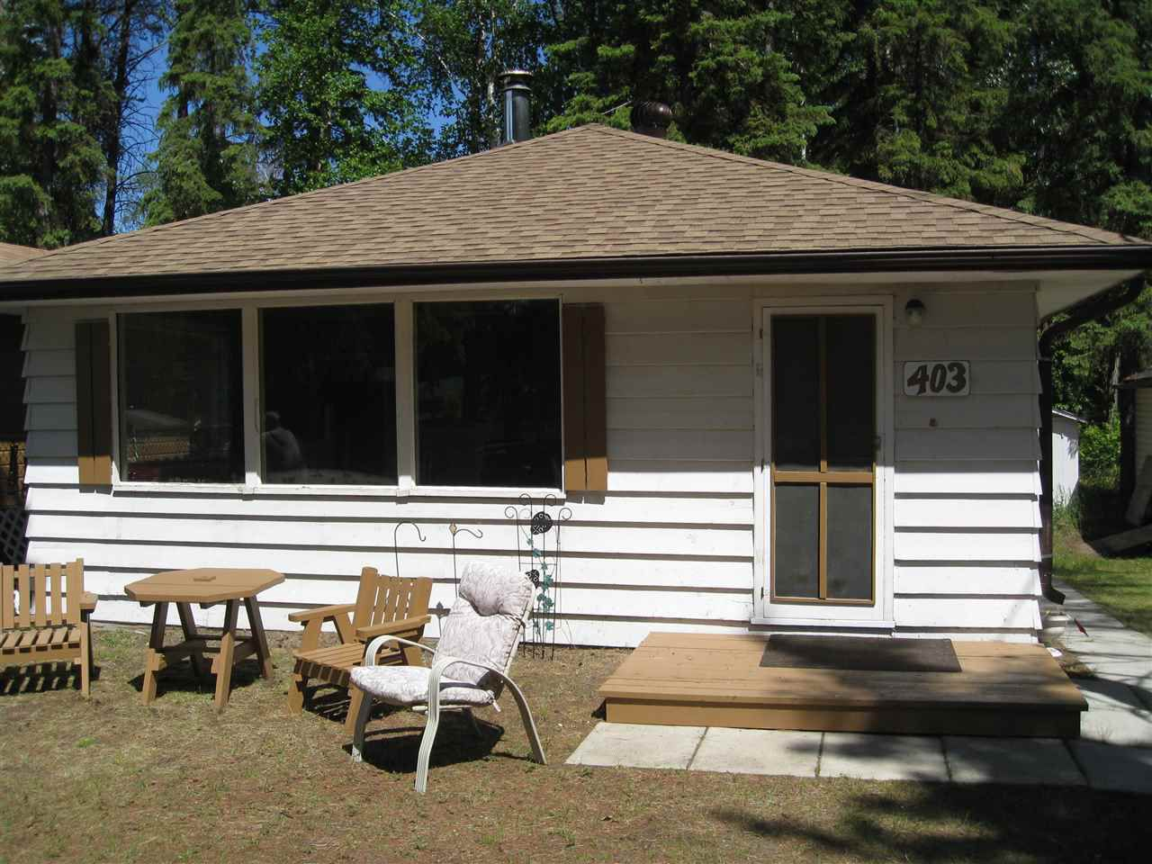 Main Photo: 403 Spruce Street: Rural Sturgeon County House for sale : MLS®# E4161430