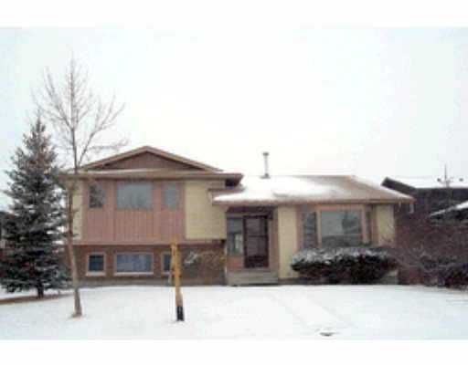 Main Photo:  in : Temple Residential Detached Single Family for sale (Calgary)  : MLS®# C2152004