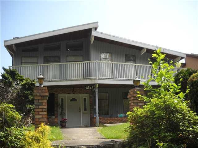 Main Photo: 7848 BURRIS Street in Burnaby: Burnaby Lake House for sale (Burnaby South)  : MLS®# V893651