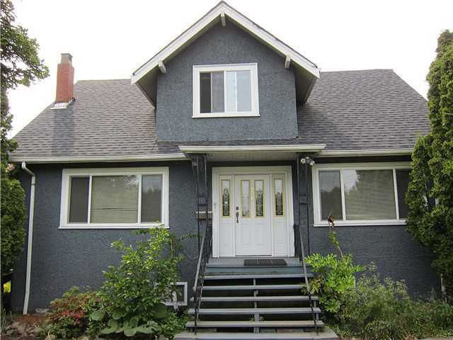 Main Photo: 7341 GRANVILLE Street in Vancouver: South Granville House  (Vancouver West)  : MLS®# V899651