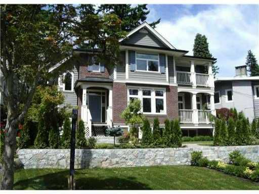 Main Photo: 452 TEMPE in North Vancouver: Upper Lonsdale House for sale : MLS®# V916877