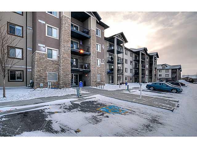 Main Photo: 3206 16969 24 Street SW in CALGARY: Bridlewood Condo for sale (Calgary)  : MLS®# C3594054