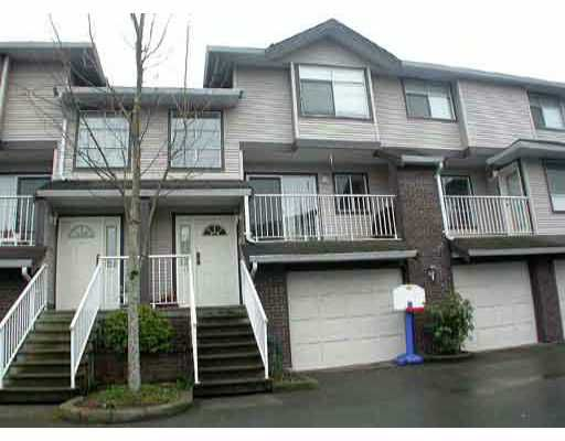 Main Photo: 17 2450 LOBB AV in Port_Coquitlam: Mary Hill Townhouse for sale (Port Coquitlam)  : MLS®# V386653