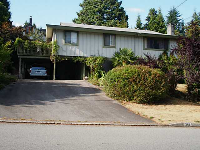 Main Photo: 1262 KILMER Road in North Vancouver: Lynn Valley House for sale : MLS®# V1135621