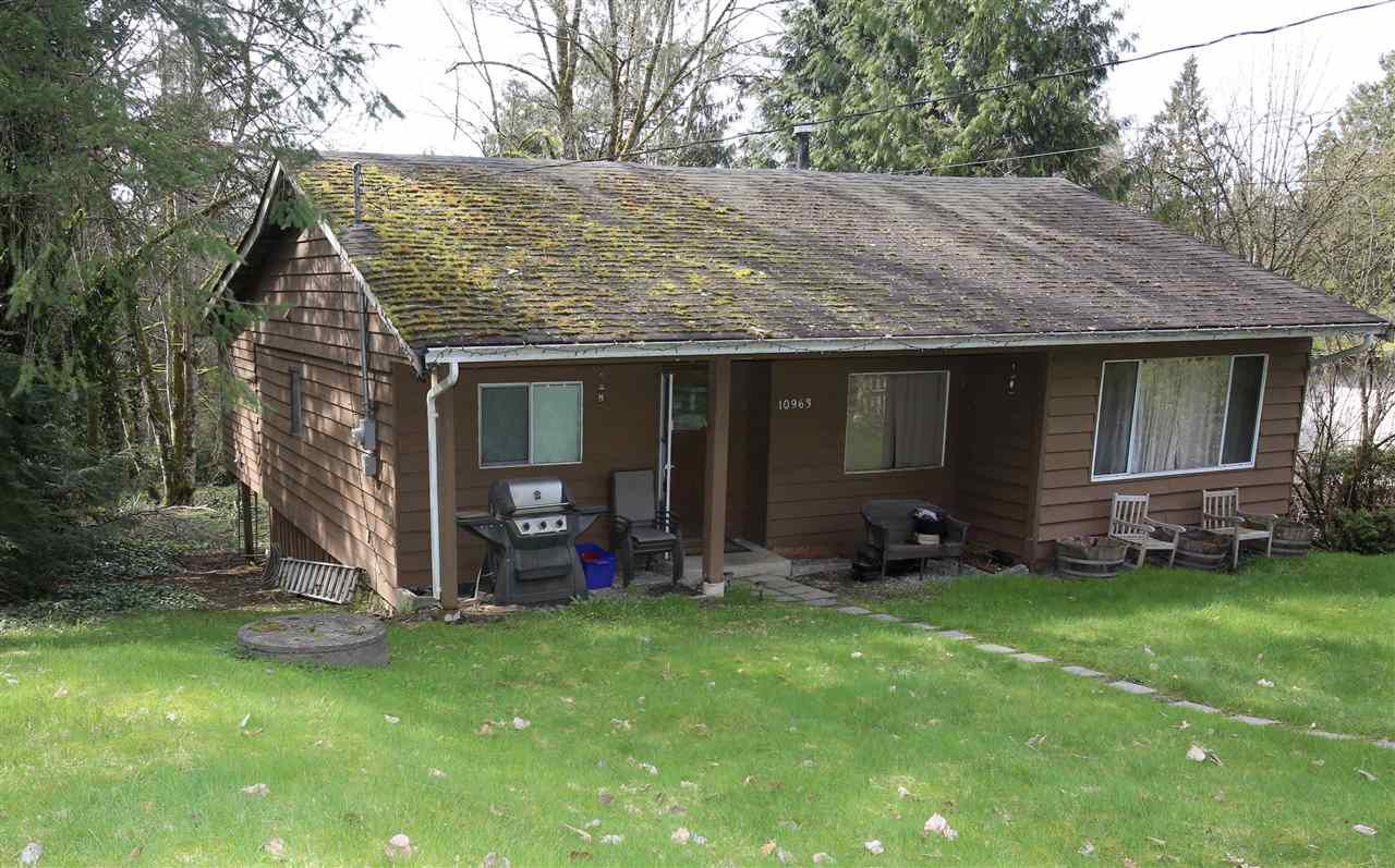 Main Photo: 10963 248 Street in Maple Ridge: North Maple Ridge House for sale : MLS®# R2141400