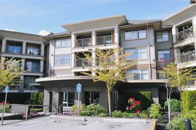 "Main Photo: 411 12248 224 Street in Maple Ridge: East Central Condo for sale in ""URBANO"" : MLS®# R2173928"
