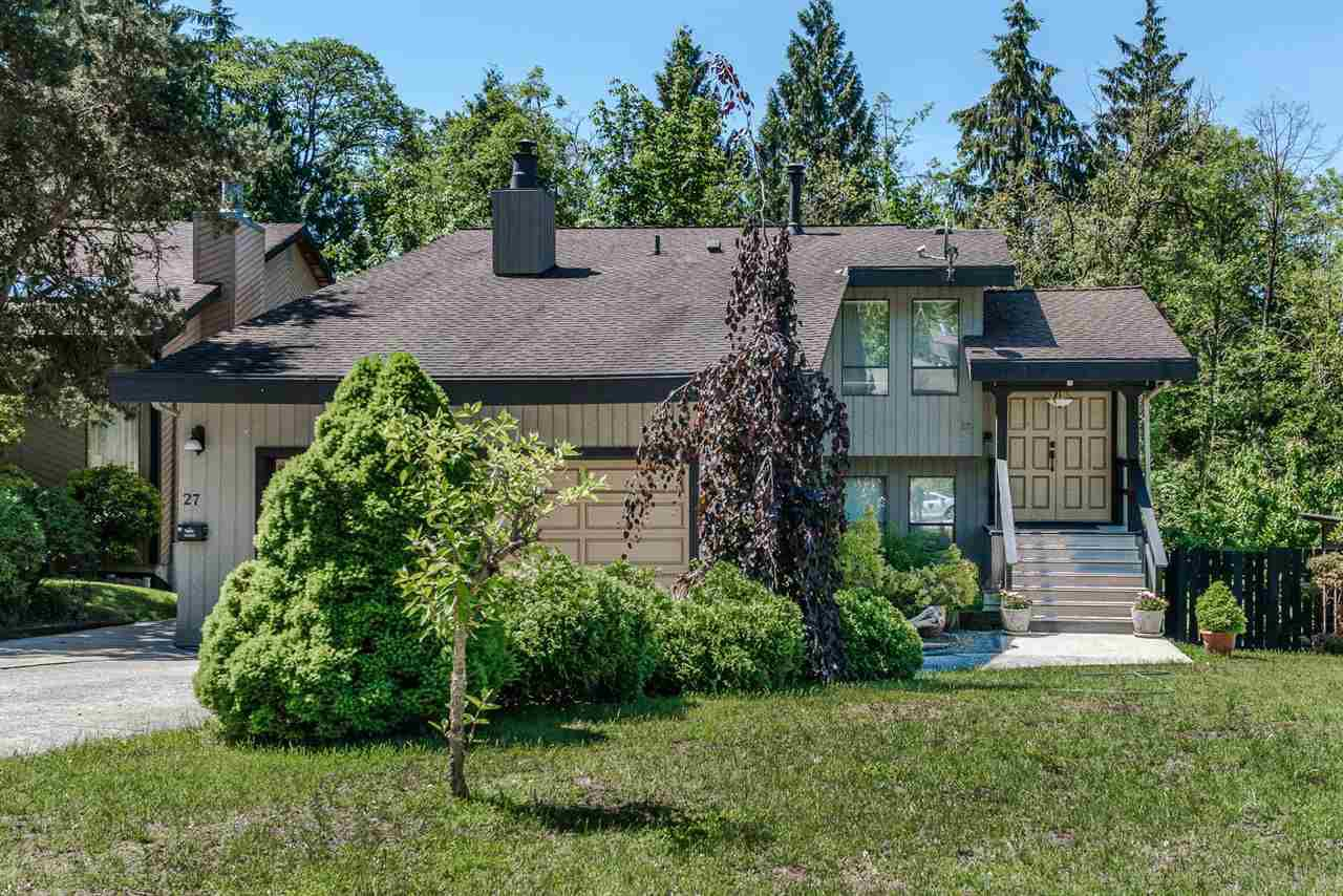 Main Photo: 27 ESCOLA Bay in Port Moody: Barber Street House for sale : MLS®# R2187496