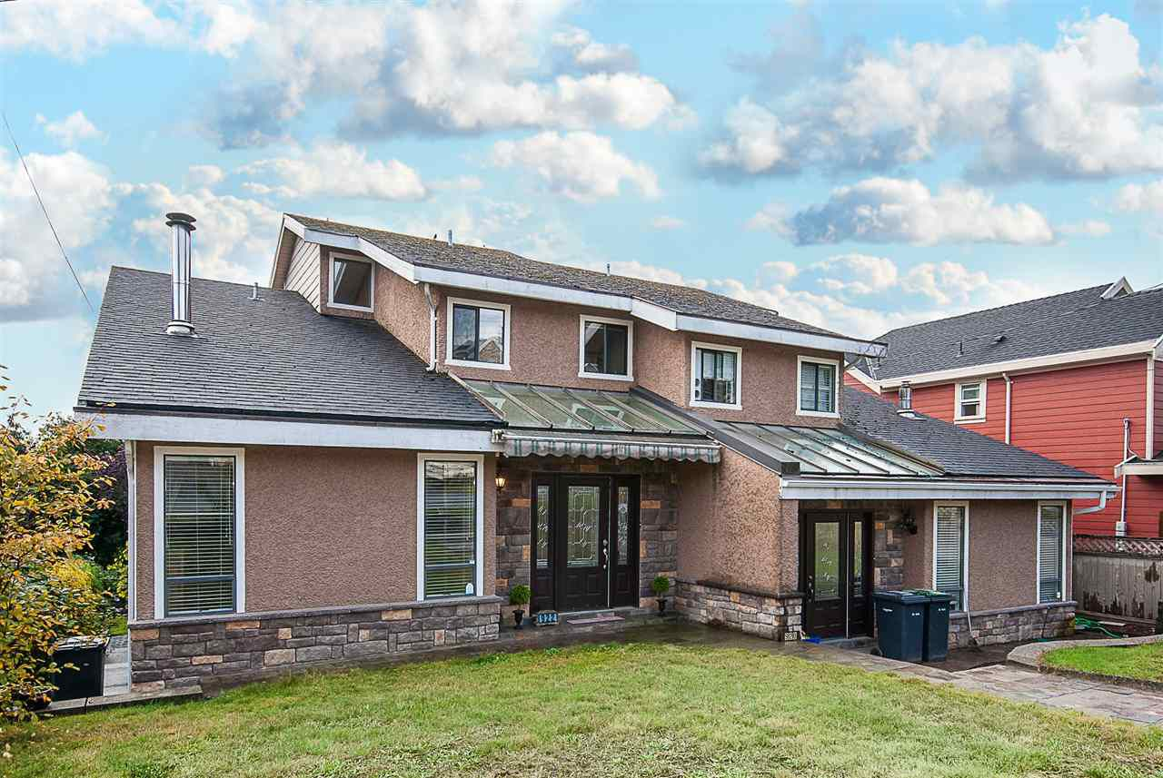 Main Photo: 922 DELESTRE Avenue in Coquitlam: Maillardville House 1/2 Duplex for sale : MLS®# R2213681