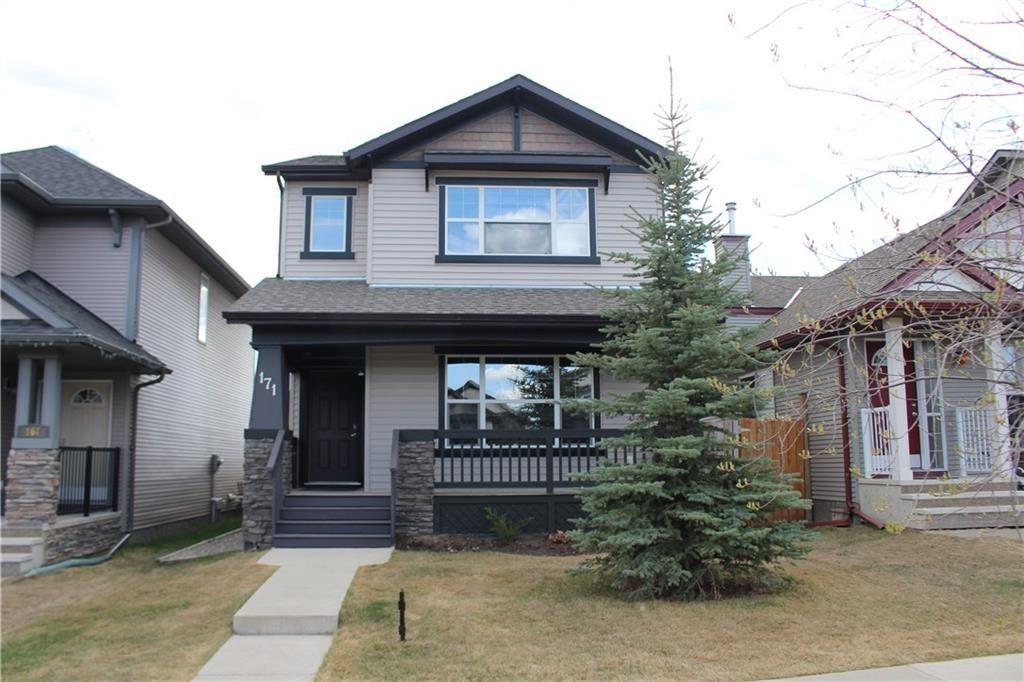 Main Photo: 171 SILVERADO Way SW in Calgary: Silverado House for sale : MLS®# C4172386