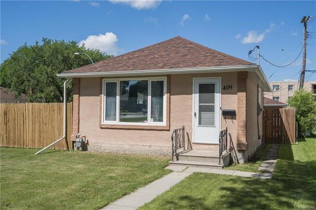 Main Photo: 409 Royal Avenue in Winnipeg: West Kildonan Residential for sale (4D)  : MLS®# 1818554