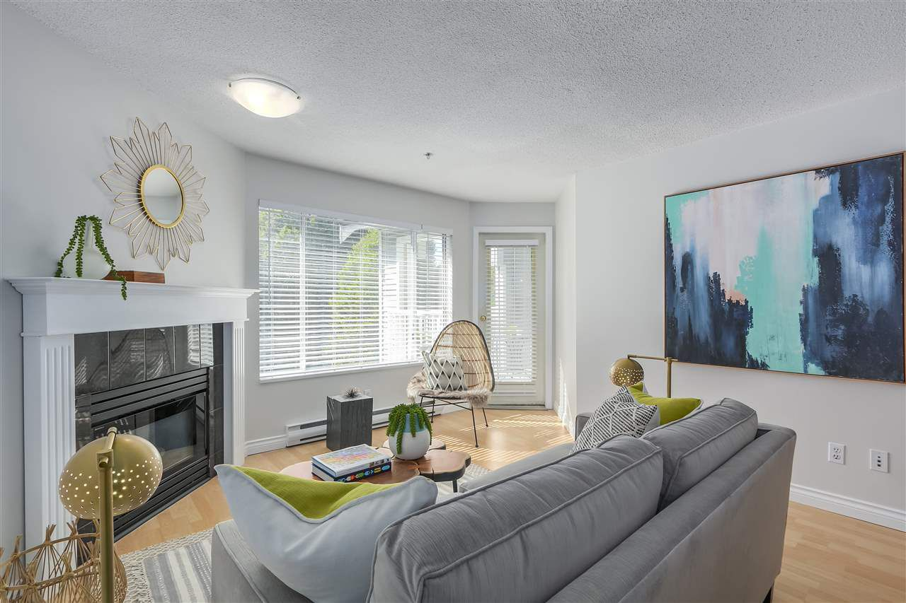 "Main Photo: 303 1433 E 1ST Avenue in Vancouver: Grandview VE Condo for sale in ""Grandview Gardens"" (Vancouver East)  : MLS®# R2303411"