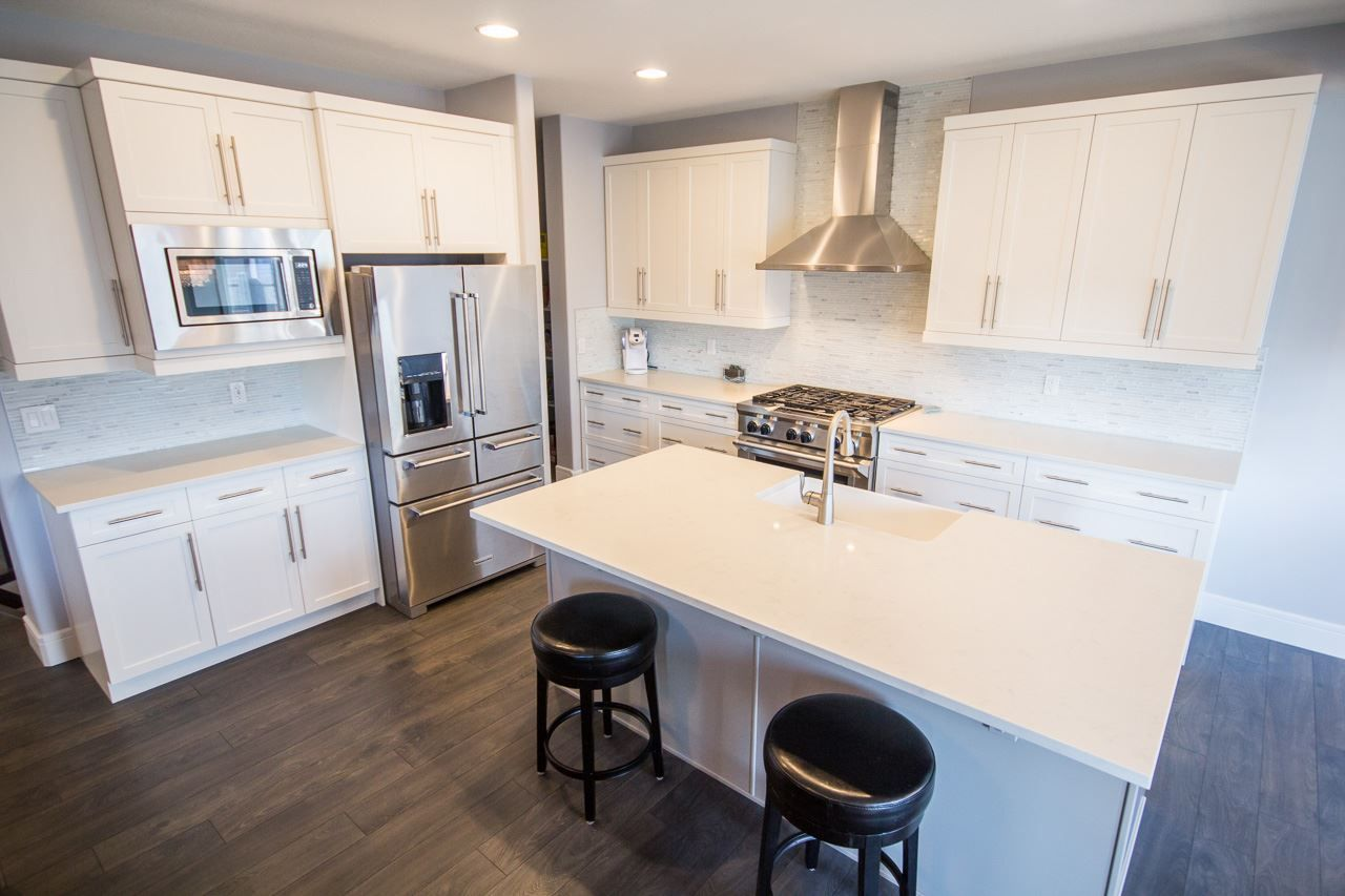 Main Photo: 8128 GOURLAY Place in Edmonton: Zone 58 House for sale : MLS®# E4129517