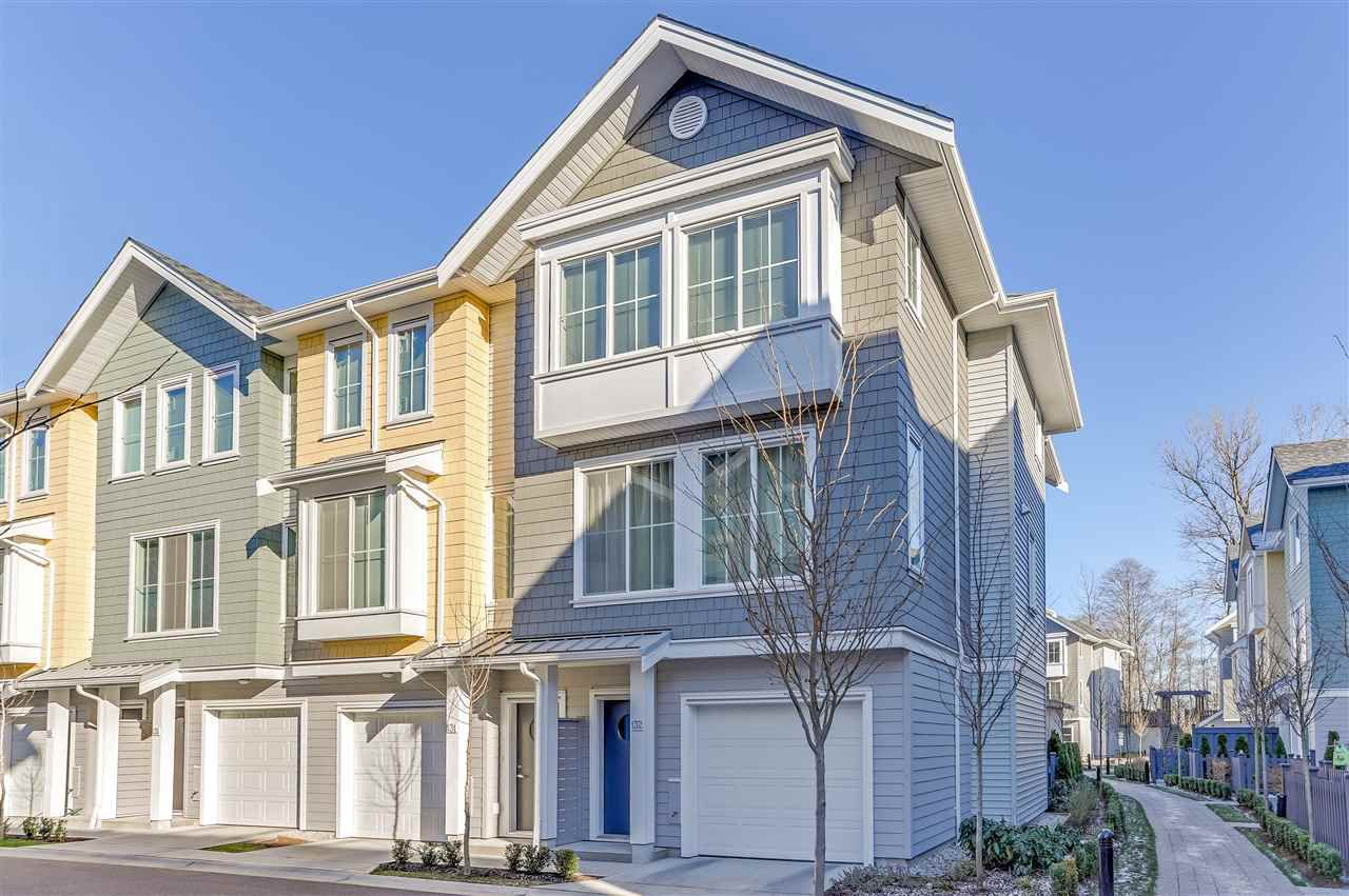 "Main Photo: 132 5550 ADMIRAL Way in Delta: Neilsen Grove Townhouse for sale in ""FAIRWINDS AT HAMPTON COVE"" (Ladner)  : MLS®# R2338602"