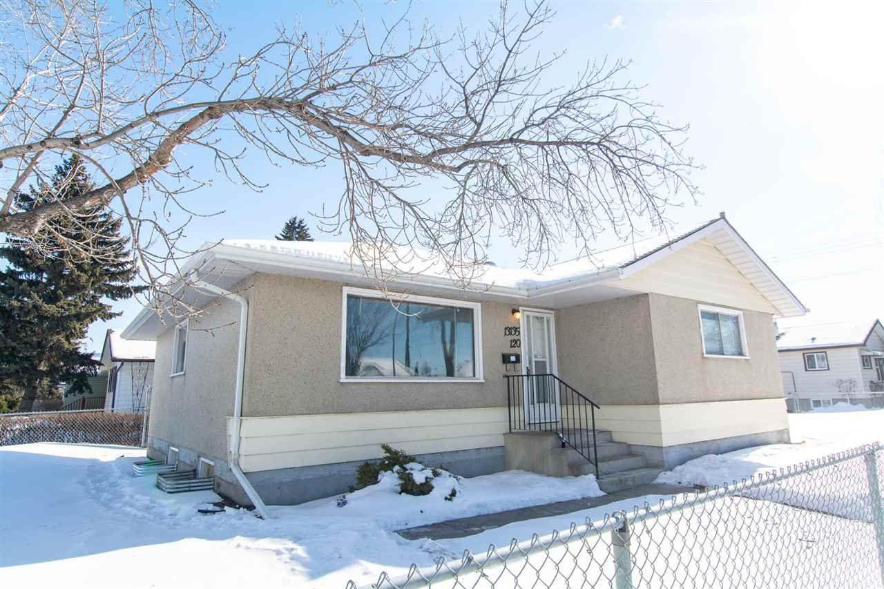 Main Photo: 13135 120 Street in Edmonton: Zone 01 House for sale : MLS®# E4146568