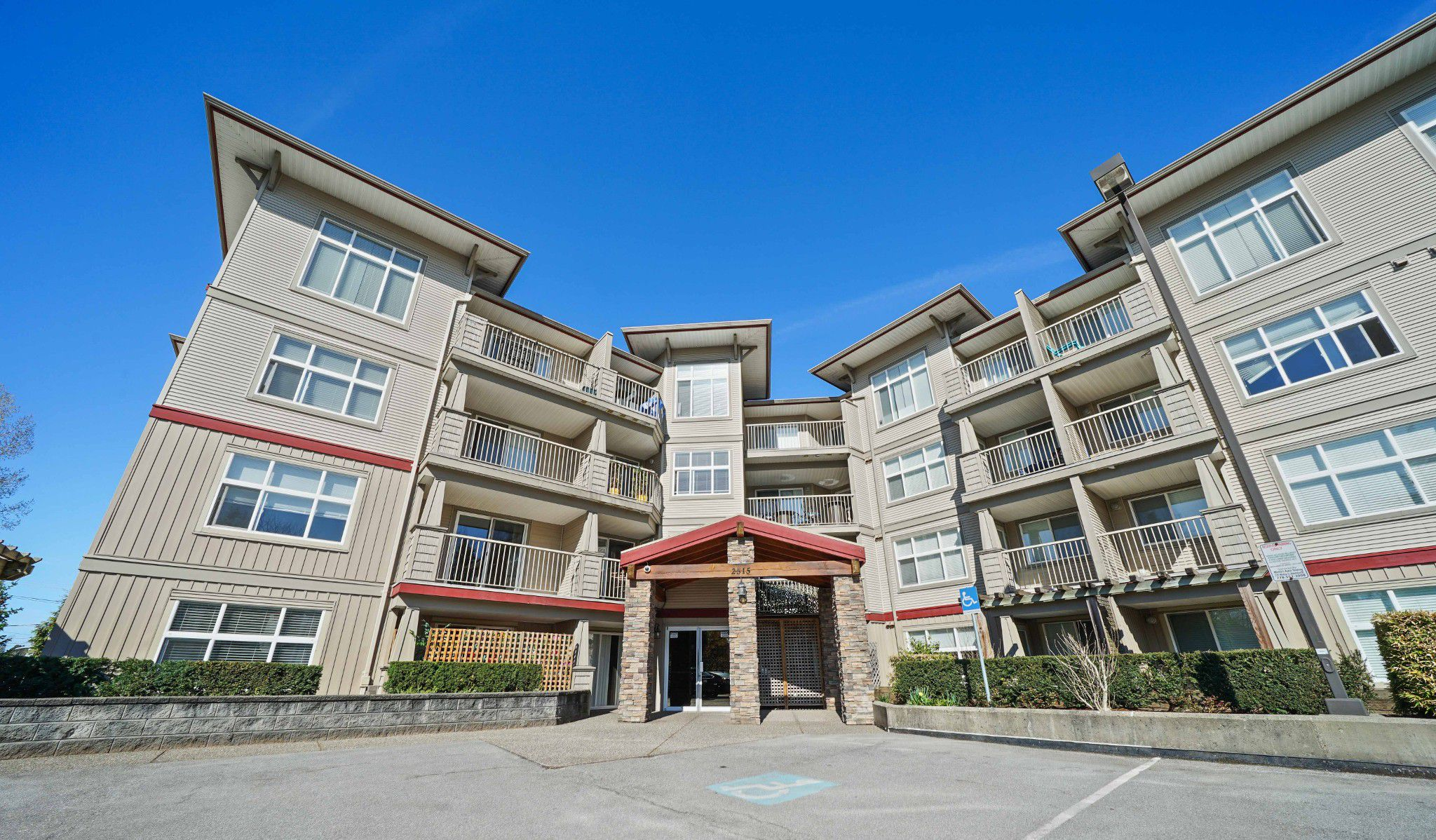 "Main Photo: 209 2515 PARK Drive in Abbotsford: Abbotsford East Condo for sale in ""VIVA"" : MLS®# R2354202"