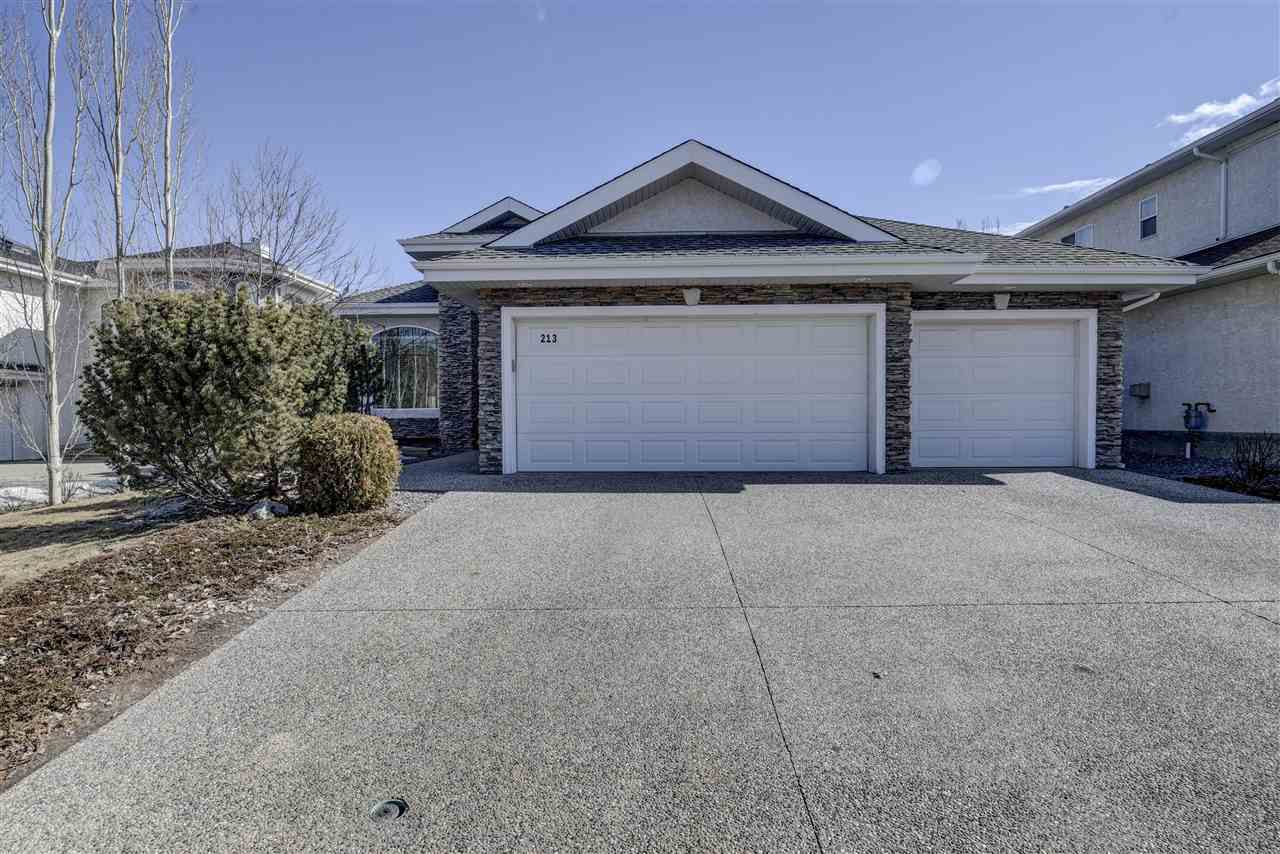 Main Photo: 213 TORY Crescent in Edmonton: Zone 14 House for sale : MLS®# E4150139