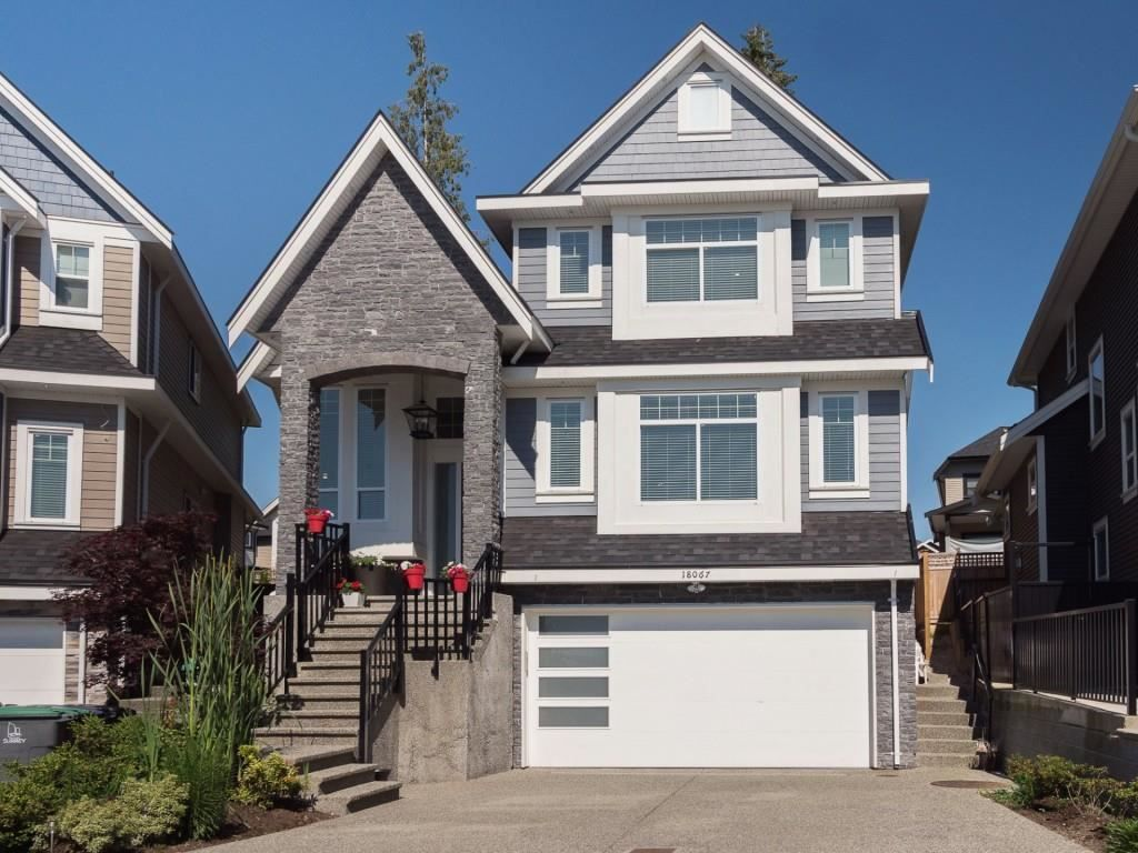"""Main Photo: 18067 66A Avenue in Surrey: Cloverdale BC House for sale in """"Brookside"""" (Cloverdale)  : MLS®# R2359605"""