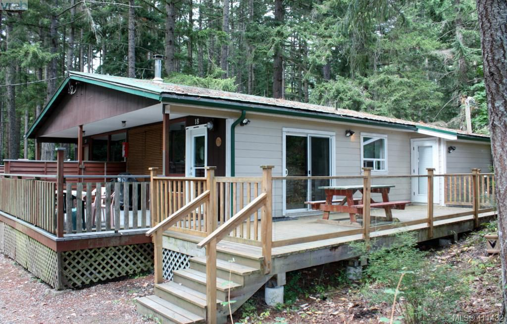 Main Photo: 18 1136 North End Road in SALT SPRING ISLAND: GI Salt Spring Recreational for sale (Gulf Islands)  : MLS®# 411432