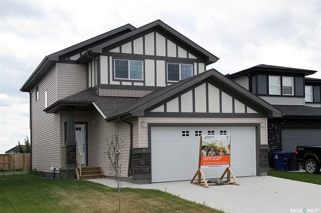 Main Photo: 211 Childers Cove in Saskatoon: Kensington Residential for sale : MLS®# SK775645