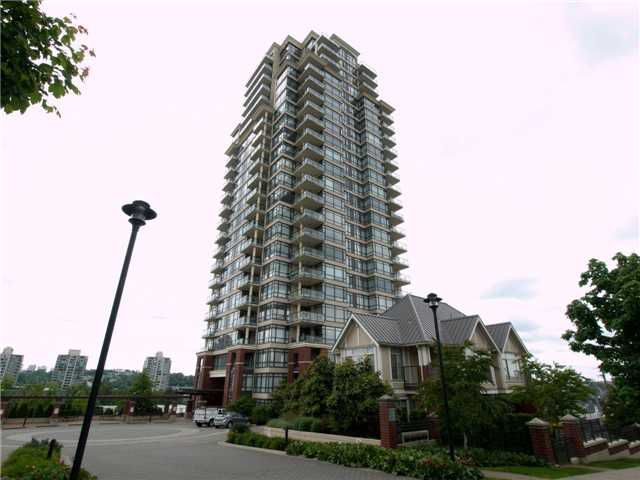 "Main Photo: 1007 4132 HALIFAX Street in Burnaby: Brentwood Park Condo for sale in ""Marquis Grande"" (Burnaby North)  : MLS®# V895524"