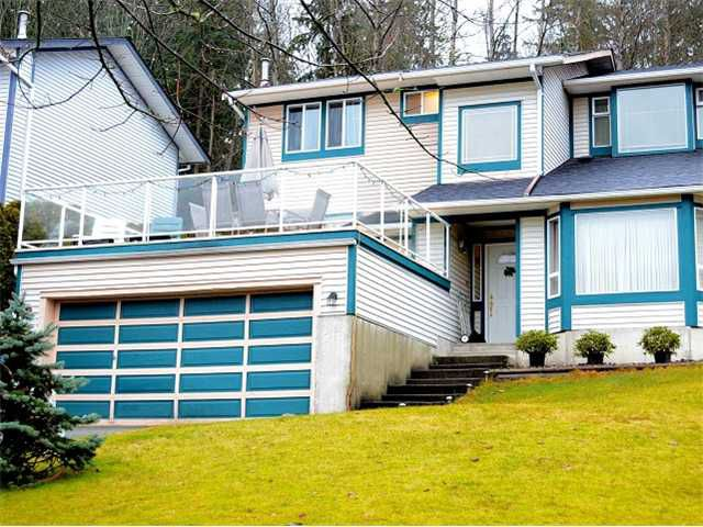 Main Photo: 648 THURSTON Close in Port Moody: North Shore Pt Moody House for sale : MLS®# V923726