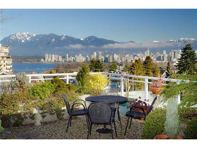 Main Photo: 501 1978 VINE Street in Vancouver: Kitsilano Condo for sale (Vancouver West)  : MLS®# V930572