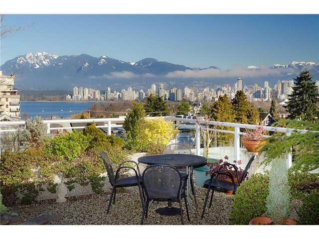 Main Photo: 501 1978 VINE Street in Vancouver: Kitsilano Condo for sale (Vancouver West)  : MLS®# V930572