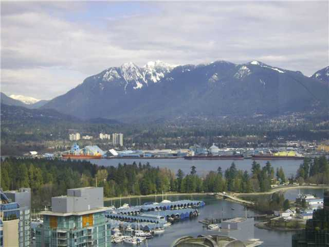 Main Photo: 2902 717 Jervis in Vancouver: West End VW Condo for sale (Vancouver West)  : MLS®# V927866