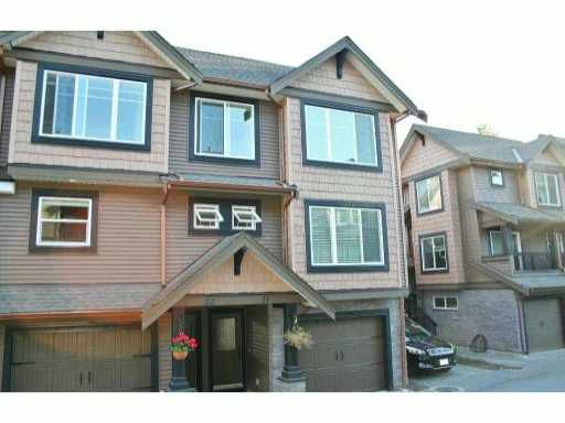 Main Photo: 21 22206 124TH Avenue in Maple Ridge: West Central Condo for sale : MLS®# V971012