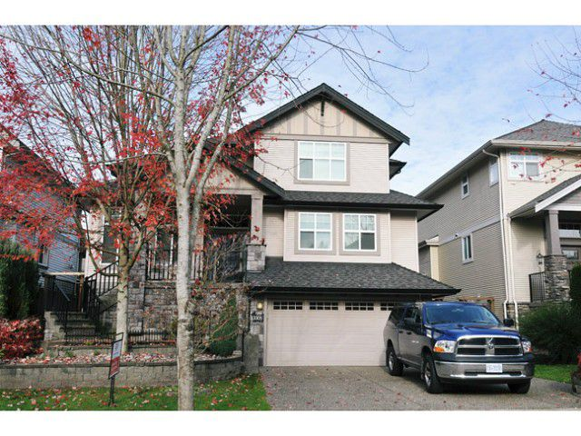 Main Photo: 3305 MCTAVISH Court in Coquitlam: Hockaday House for sale : MLS®# V1034380