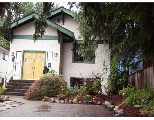 Main Photo: 1948 MORGAN AVENUE in PORT COQUITLAM: Home for sale : MLS®# V781512