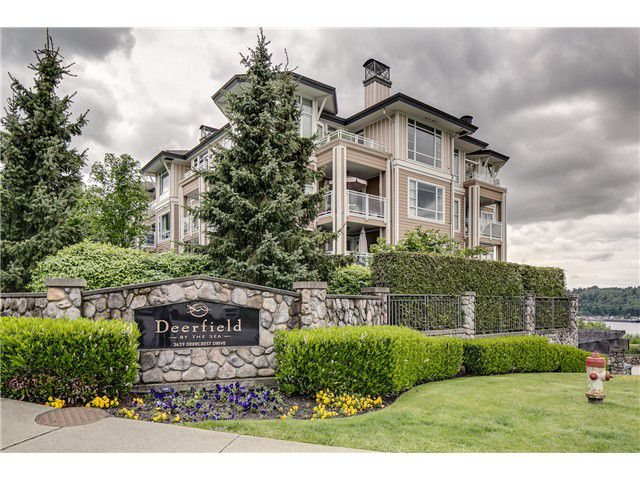 "Main Photo: # 430 3629 DEERCREST DR in North Vancouver: Roche Point Condo for sale in ""RAVENWOODS-DEERFEILD BY THE SEA"" : MLS®# V1045291"