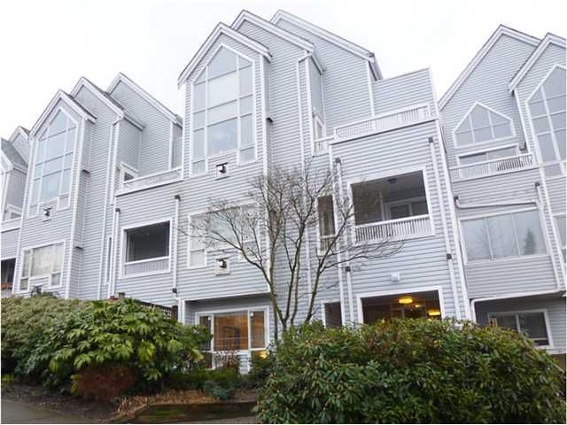 "Main Photo: 102 1330 GRAVELEY Street in Vancouver: Grandview VE Condo for sale in ""HAMPTON COURT-COMMERCIAL DRIVE"" (Vancouver East)  : MLS®# V1050258"