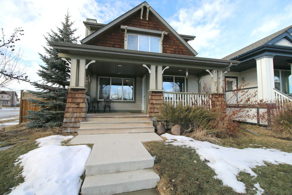 397 Copperfield Blvd SE - Exterior Front Calgary Real Estate