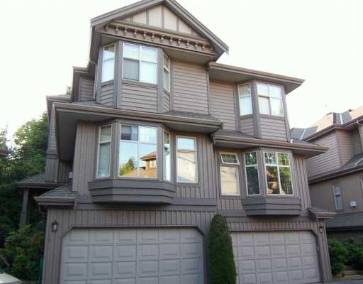 "Main Photo: 8868 16TH Ave in Burnaby: The Crest Townhouse for sale in ""CRESCENT HEIGHTS"" (Burnaby East)  : MLS®# V609788"
