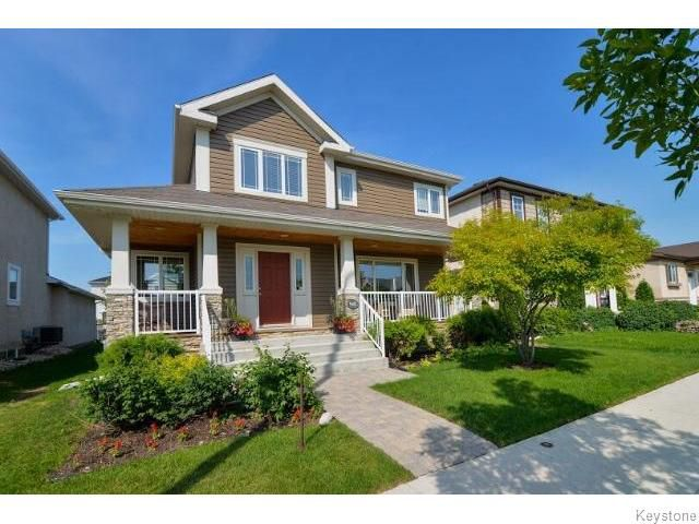Main Photo: 98 Bridgeland Drive North in WINNIPEG: Fort Garry / Whyte Ridge / St Norbert Residential for sale (South Winnipeg)  : MLS®# 1517803