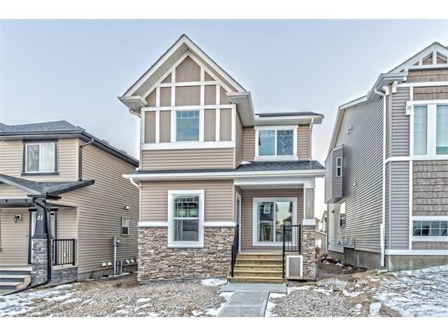 Main Photo: 25 NOLANFIELD Manor NW in Calgary: Nolan Hill House  : MLS®# C4041105