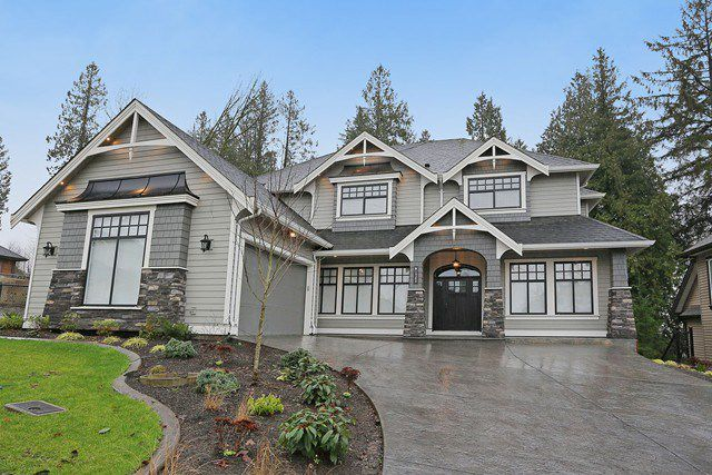 """Main Photo: 16288 60 Avenue in Surrey: Cloverdale BC House for sale in """"UPPER CLOVERDAL"""" (Cloverdale)  : MLS®# R2035765"""