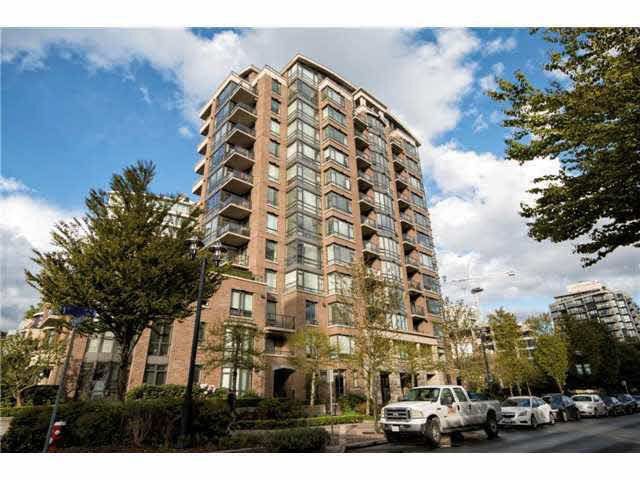 Main Photo: 1107 170 W 1ST STREET in : Lower Lonsdale Condo for sale : MLS®# V1070456