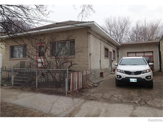 Main Photo: 455 Bannatyne Avenue in Winnipeg: Central Winnipeg Residential for sale : MLS®# 1609101