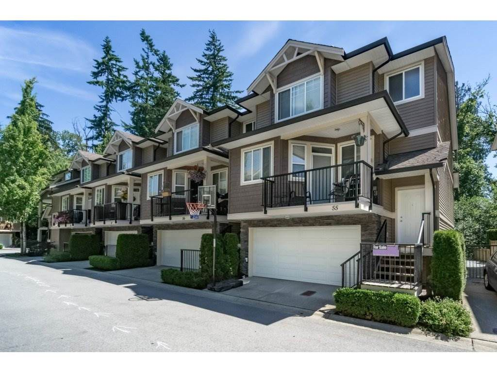 "Main Photo: 55 11720 COTTONWOOD Drive in Maple Ridge: Cottonwood MR Townhouse for sale in ""COTTONWOOD GREEN"" : MLS®# R2184980"