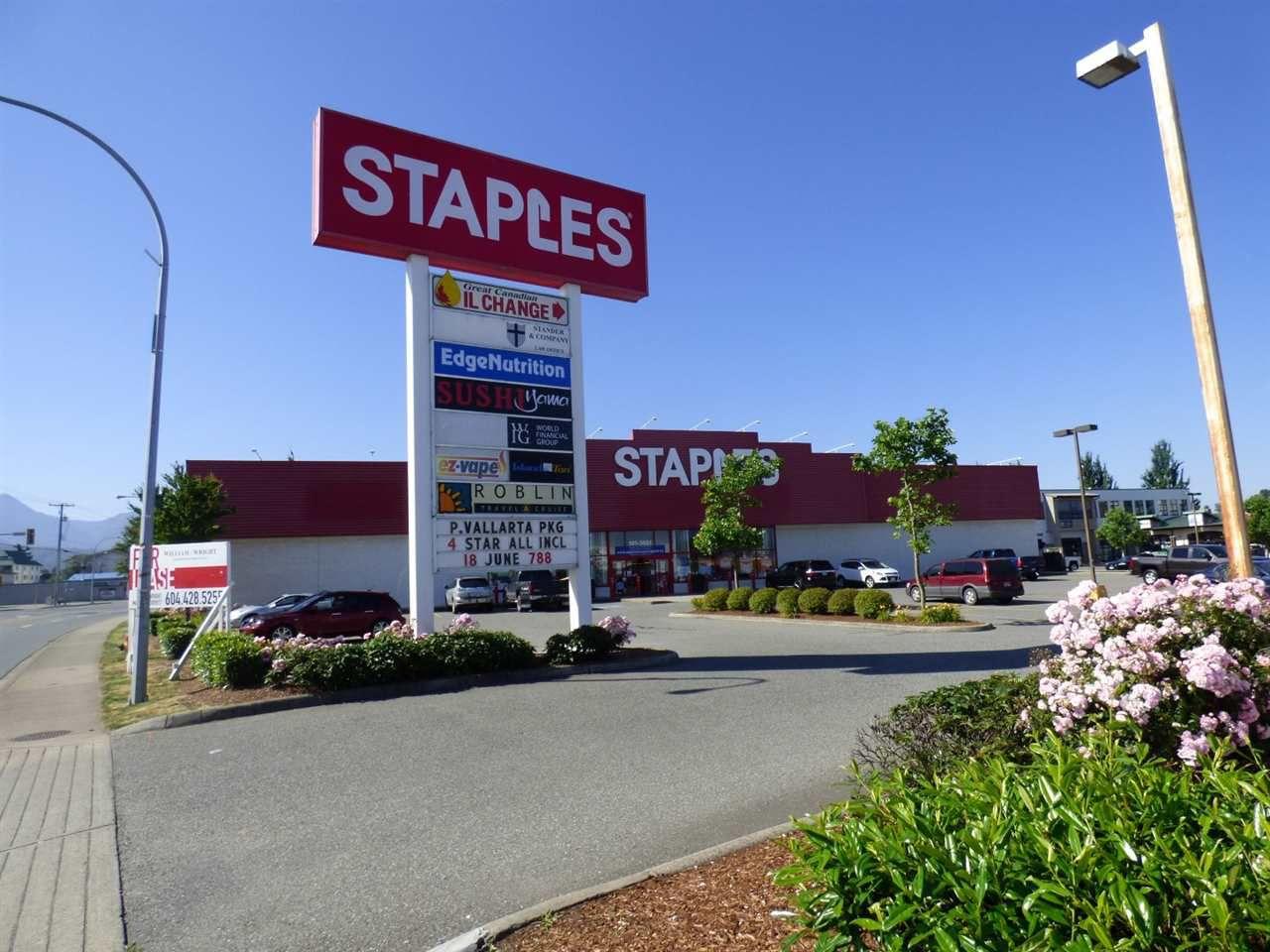Main Photo: 108 7491 VEDDER Road in Chilliwack: Sardis West Vedder Rd Office for lease (Sardis)  : MLS®# C8014023